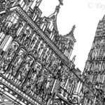 paper-cutting_gloucester-cathedral