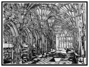 Gloucester cloister